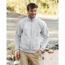 203.01 Full zip sweatshirt...