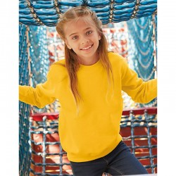 photo of girl with yellow sweatshirt to personalize on marcate.net