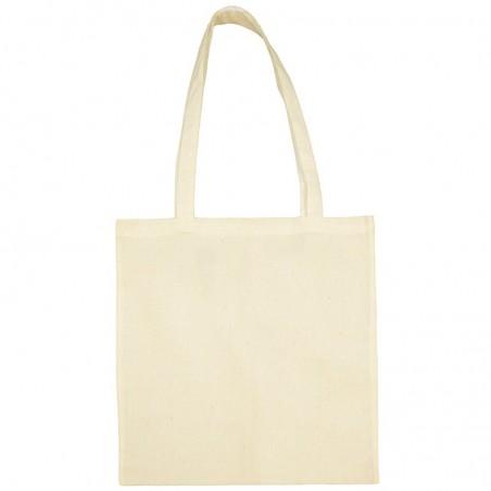 foto de Tote bag de color natural para personalizar en marcate.net