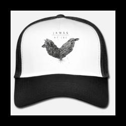 Gorra de rejilla del disco Raíces de Antonio Jamas