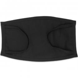 Back of black mask to print