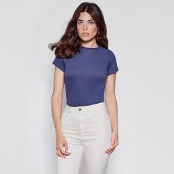 Camiseta mujer tacto suave