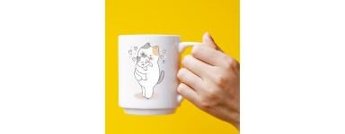 Online Custom Mugs from 1 unit