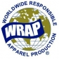 WRAP is an independent non-profit organization dedicated to certifying legal, humane and ethical manufacturing worldwide.