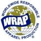 WRAP es una organización independiente sin fines de lucro dedicada a la certificación de fabricación legal, humana y ética en todo el mundo.